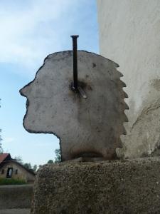 Nagel Kopf